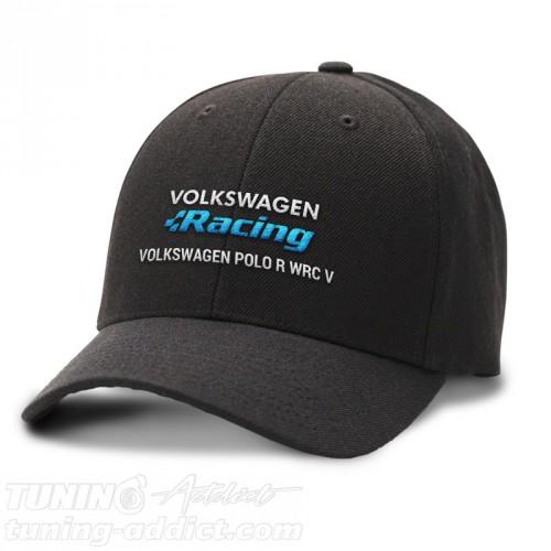 CASQUETTE VOLKSWAGEN POLO R WRC V