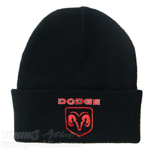 BONNET DODGE NOIR